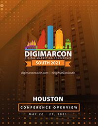 DigiMarCon North Asia 2022 Brochure